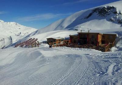 Restaurant d'altitude – Chalet de la Fée – Alt 2242m