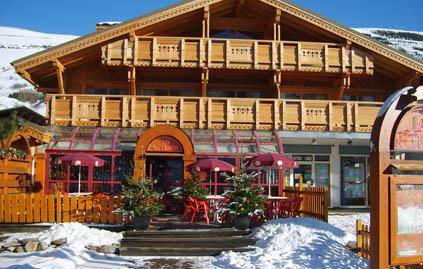 Restaurant La Vetrata