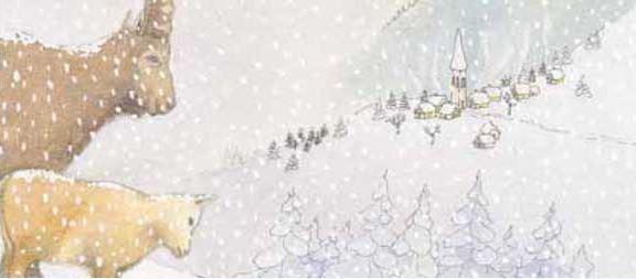Accompagnez un Garde-Moniteur à la recherche des traces de la faune en hiver (9)