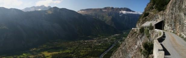 Route panoramique : la route des Roches (1)