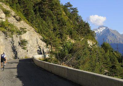 Route panoramique : la route de la Confession