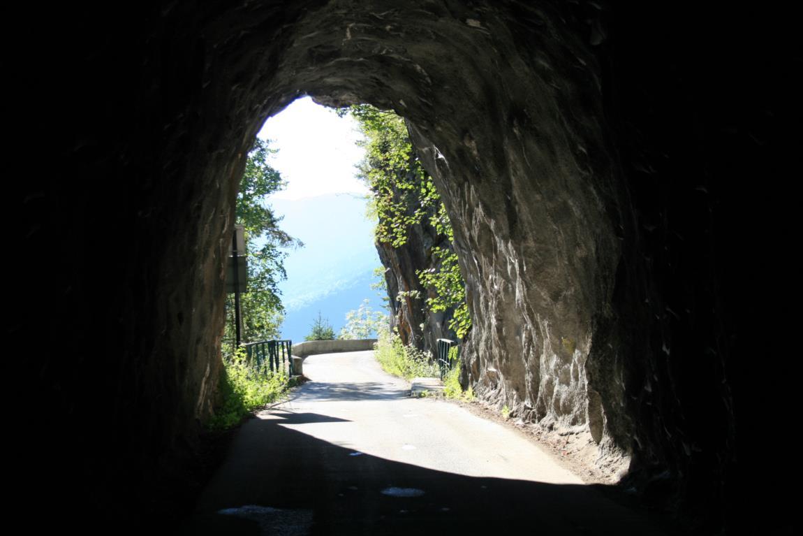 Route panoramique : la route de Villard-Notre-Dame (1)