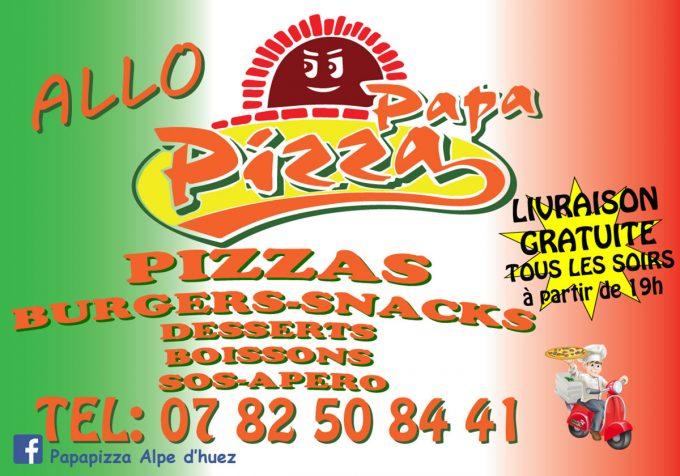 Allo Papa Pizza