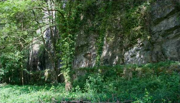 La voie romaine de Rochetaillée (2)