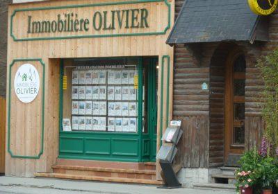 Immobilière Olivier