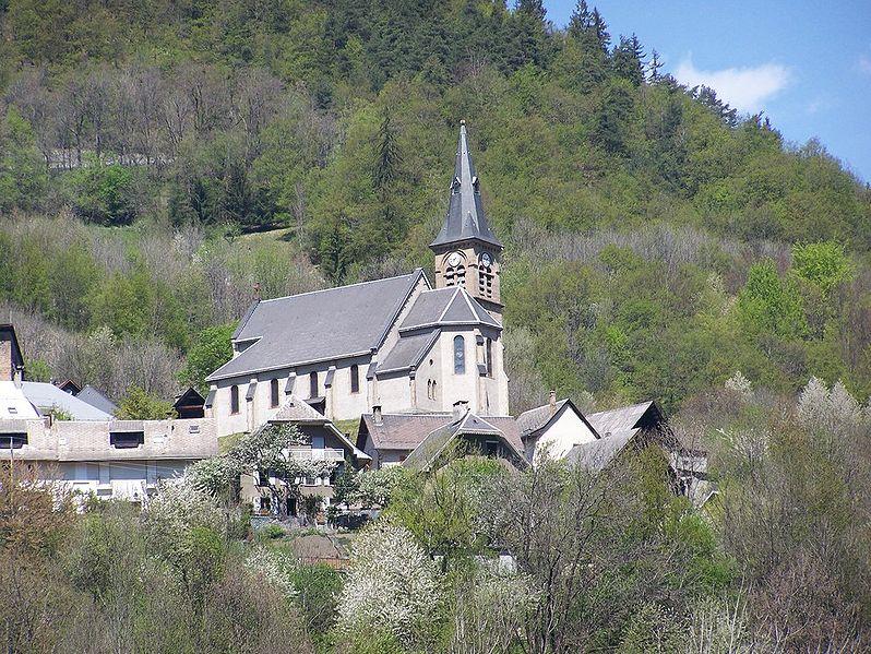 Eglise d'Allemont (1)