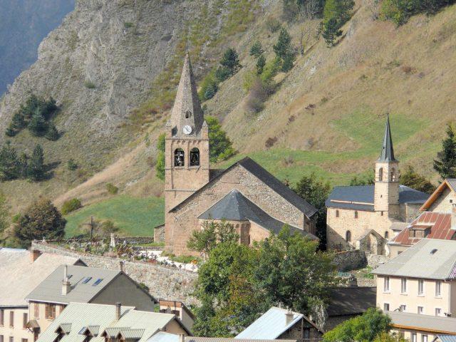 Ensemble religieux de la Grave classé aux Monuments Historiques