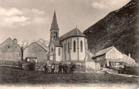Eglise paroissiale St Martin de Villar d'Arène (3)