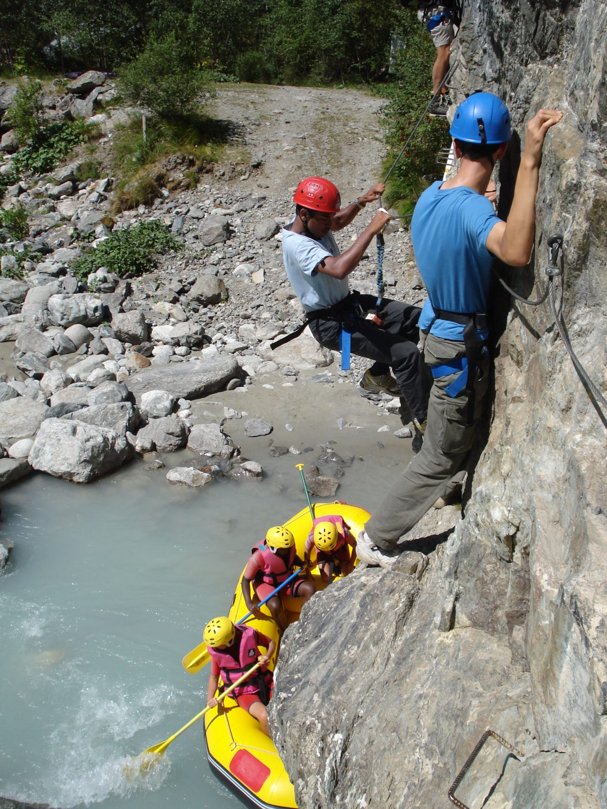 Aquaferrata
