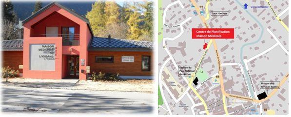 Centre de planification et d'éducation familiale de l'Oisans