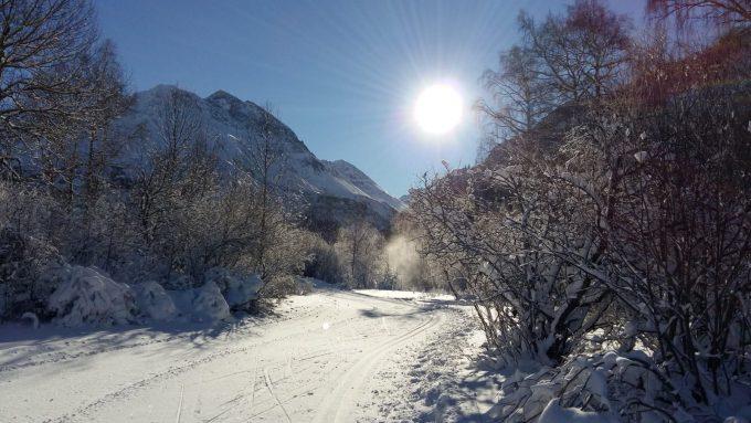 Domaine Nordic du Pays de la Meije