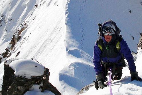 XPérience Alpinisme 1er sommet