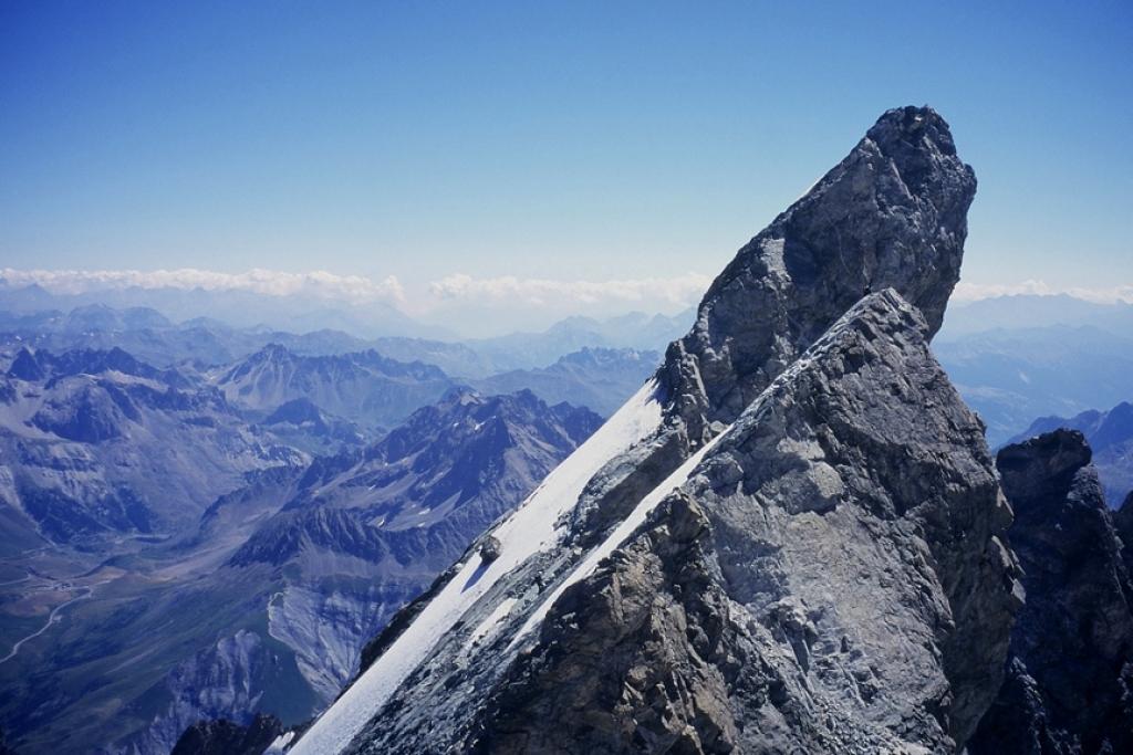 Stage Doigt de Dieu perfectionnement alpinisme avec le Bureau des Guides (1)