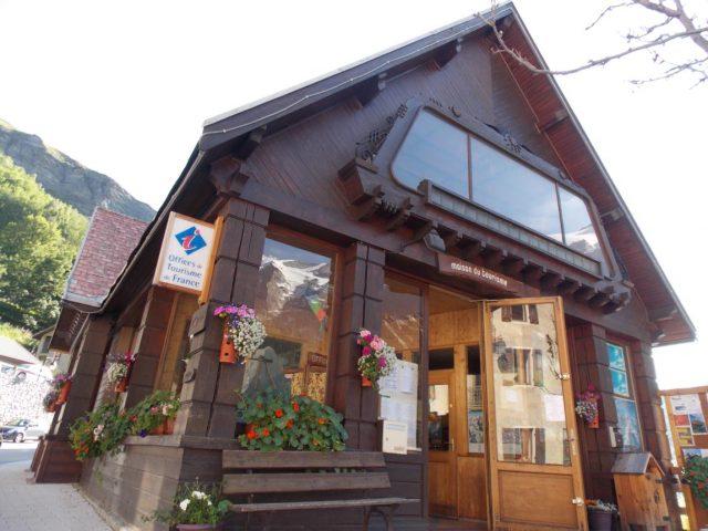 Bureau d'Information Touristique La Grave Hautes Vallées