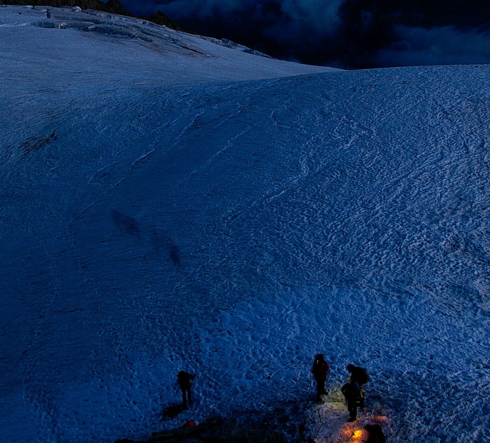 Itinéraire d'alpinisme : le Rocher de l'Aigle (6)