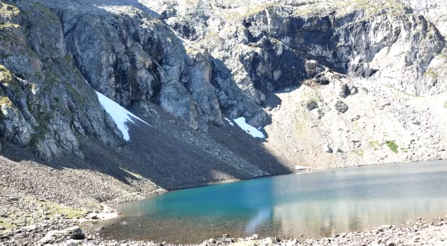 Itinéraire de randonnée : Le lac du Puy Vachier (2)