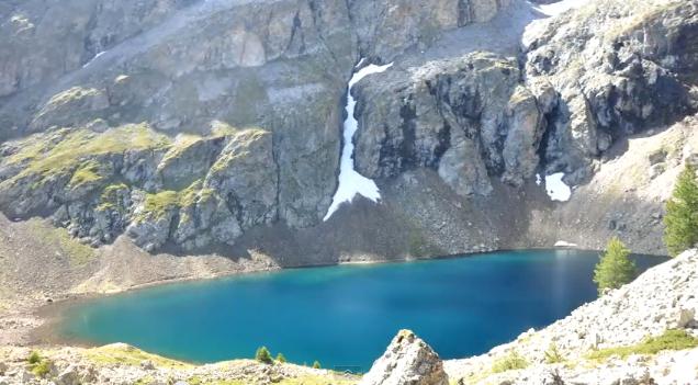 Itinéraire de randonnée : Le lac du Puy Vachier