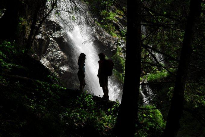Cascade du Roubier