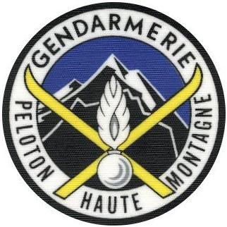 PGHM – Peloton de Gendarmerie de Haute Montagne