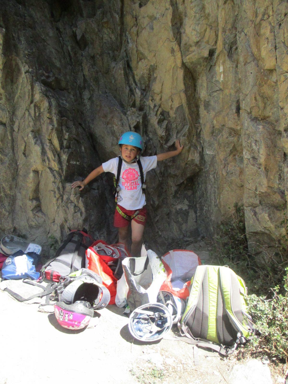 Cours d'escalade avec Odile monitrice d'escalade Cours d ...