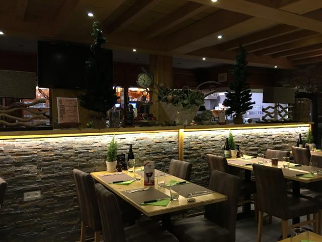 Restaurant La Romanche