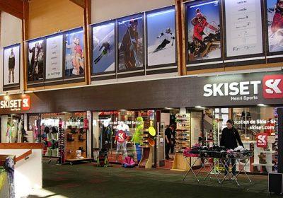 Henri Sports II – Skiset & Shop (Bergers)