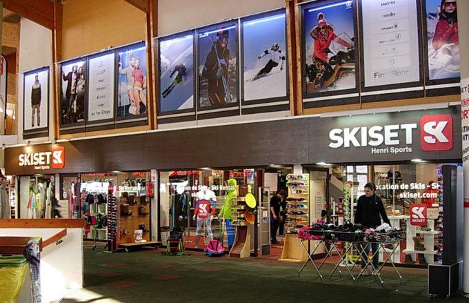 Henri Sports – Skiset (Bergers)