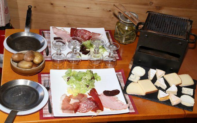 Restaurant Edelweiss La «pitchoulade»