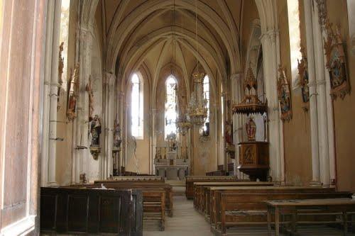 Eglise paroissiale St Martin de Villar d'Arène