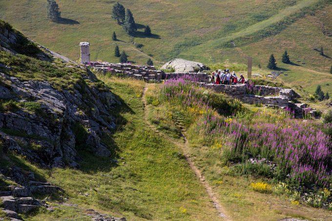 Site archéologique de Brandes