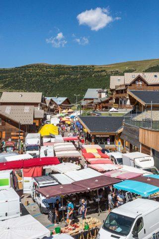 Marché du Vieil Alpe