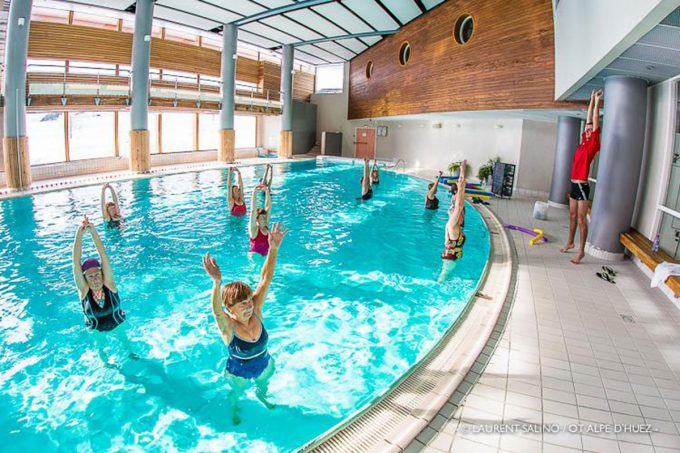 Aquagym – Palais des Sports