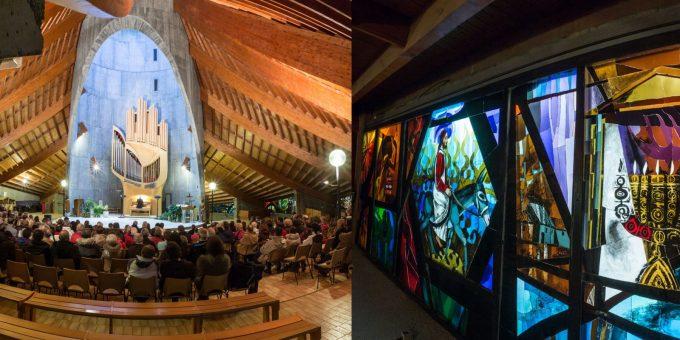 Visite commentée de l'église Notre Dame des Neiges