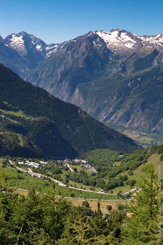 Chemin panoramique