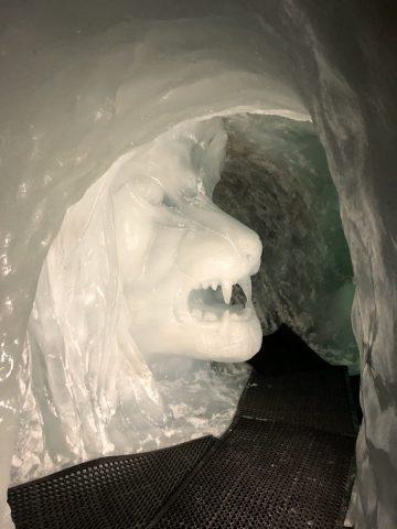 Grotte de Glace La Grave La Meije