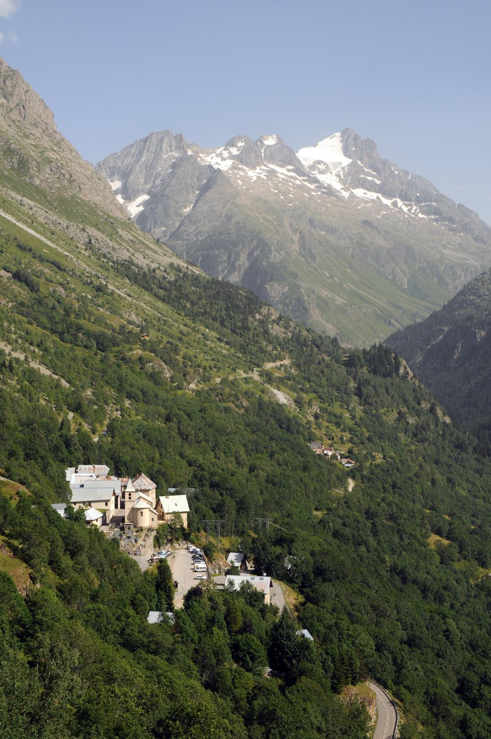Office de Tourisme St Christophe en Oisans-La Bérarde