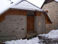 Maison de village des Certs d'Auris BLANC Eliane (7)