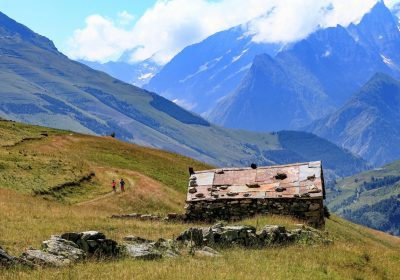 Rando trail N° 15 Tour du Plateau d'Emparis