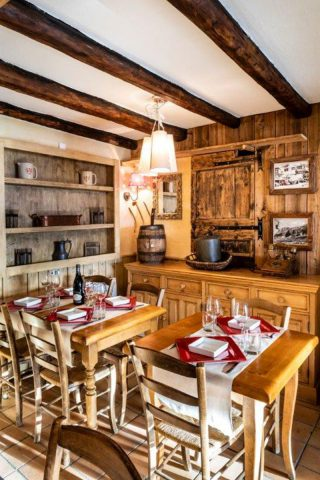 Chalet Persille