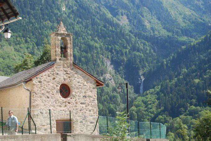 Chapelle du Sellier Venosc
