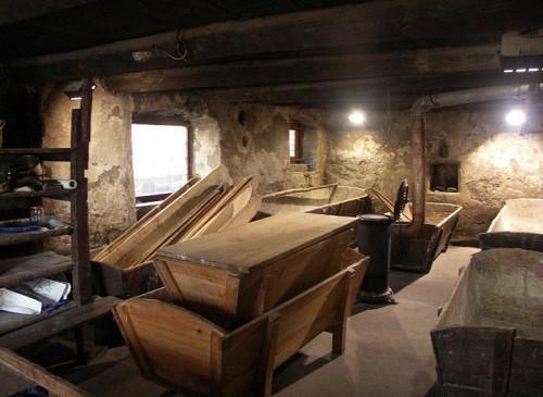 Visite commentée du four à pain de Villar d'Arène (2)