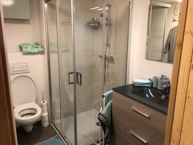 >Salle de bain douche