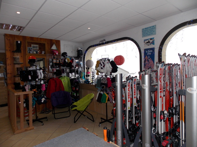 Magasin de sports Olym'Pic (3)