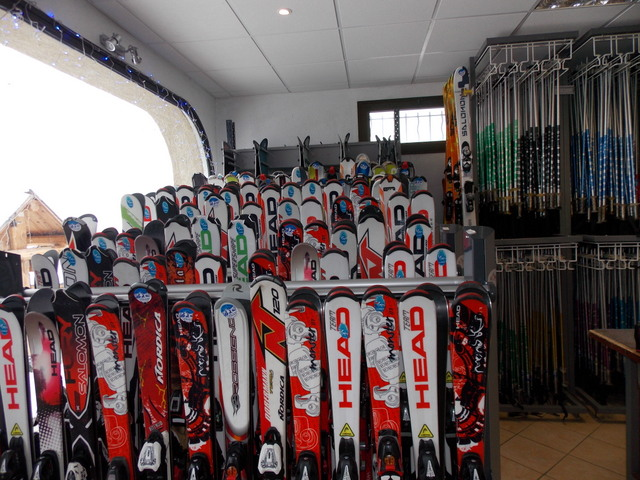 Magasin de sports Olym'Pic (2)