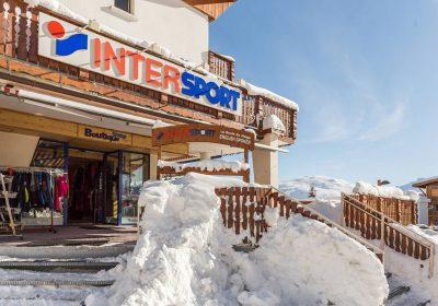 A la boule de neige – Intersport (Route du Signal)