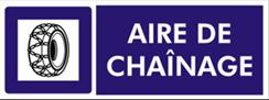 Aire de Chaînage