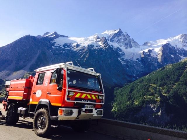 Sapeur-Pompier du Pays de la Meije