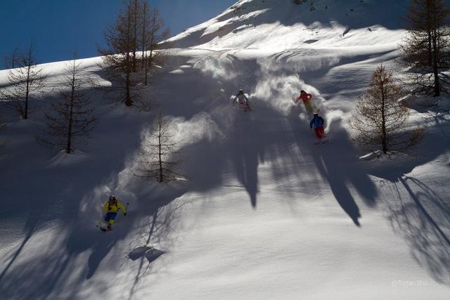 Stages de Ski / Snowboard freeride, Randonnée, Splitboard avec SnowLegend (7)