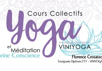 VINIYOGA – Yoga et méditation pleine conscience