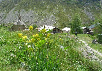 Site de blocs de La Bérarde